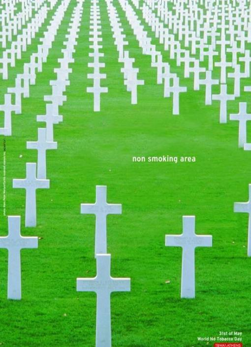 area de no fumadores