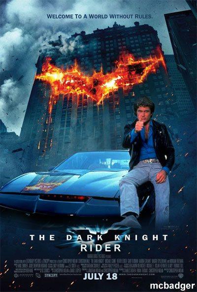 Batman + El coche fantástico