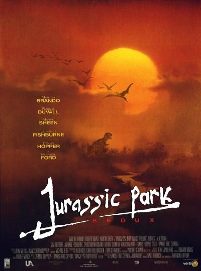 Parque Jurásico + Apocalypse Now