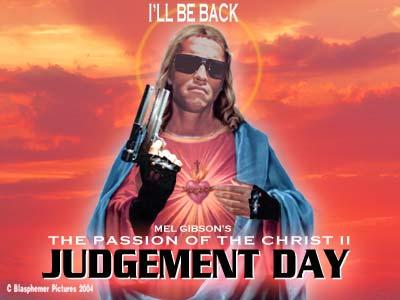 Terminator + La pasión de Cristo