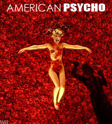 American beauty + Psicosis