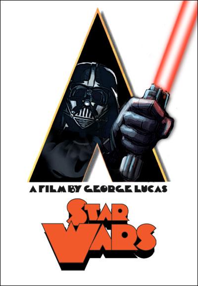 Star Wars+ La Naranja Mecánica
