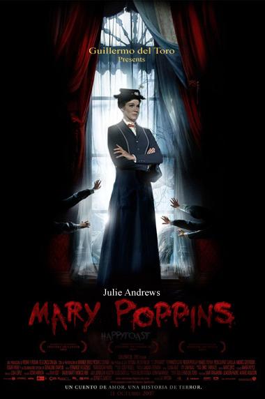 Mary Poppins + El Orfanato